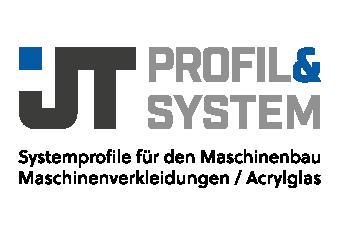 Systemprofile für den Maschinenbau, Maschinenverkleidungen, Acrylglas